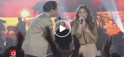Kathryn Bernardo and Daniel Padilla get us totally kilig with their duet of 'Friday I'm In Love'
