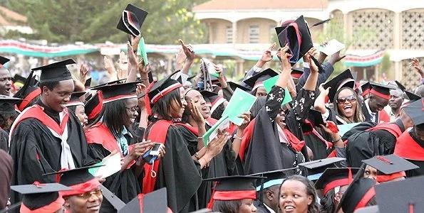 Man who insulted President Uhuru Kenyatta graduates