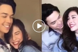 Janella Salvador makes us kilig with her sweet moment with Elmo Magalona