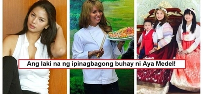 Nasaan na si Aya Medel ngayon? The 90s star is now living a peaceful life as a mother and a businesswoman