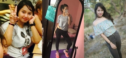 Iba si ate! Netizen shares her daily routine on how she finally reached her body goal