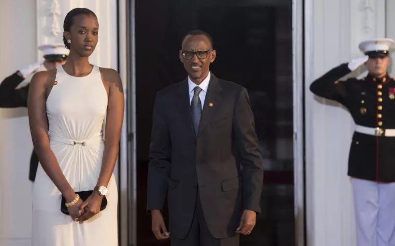 Photos: 10 beautiful daughters of African presidents