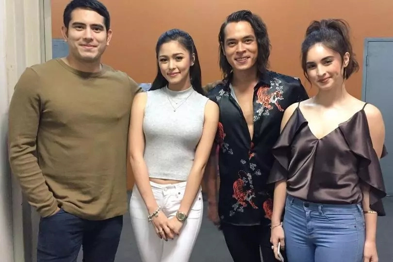 """Kim Deserves Everything She has Now""-Gerald Anderson; admits being thrilled with their upcoming Drama series."
