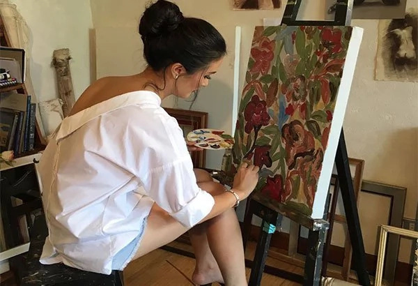 Heart Evangelista meets Duterte for the first time
