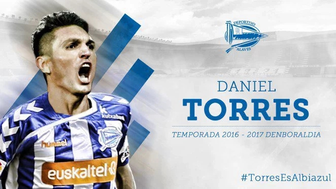 Confirmado: Daniel Torres jugará la Liga de España