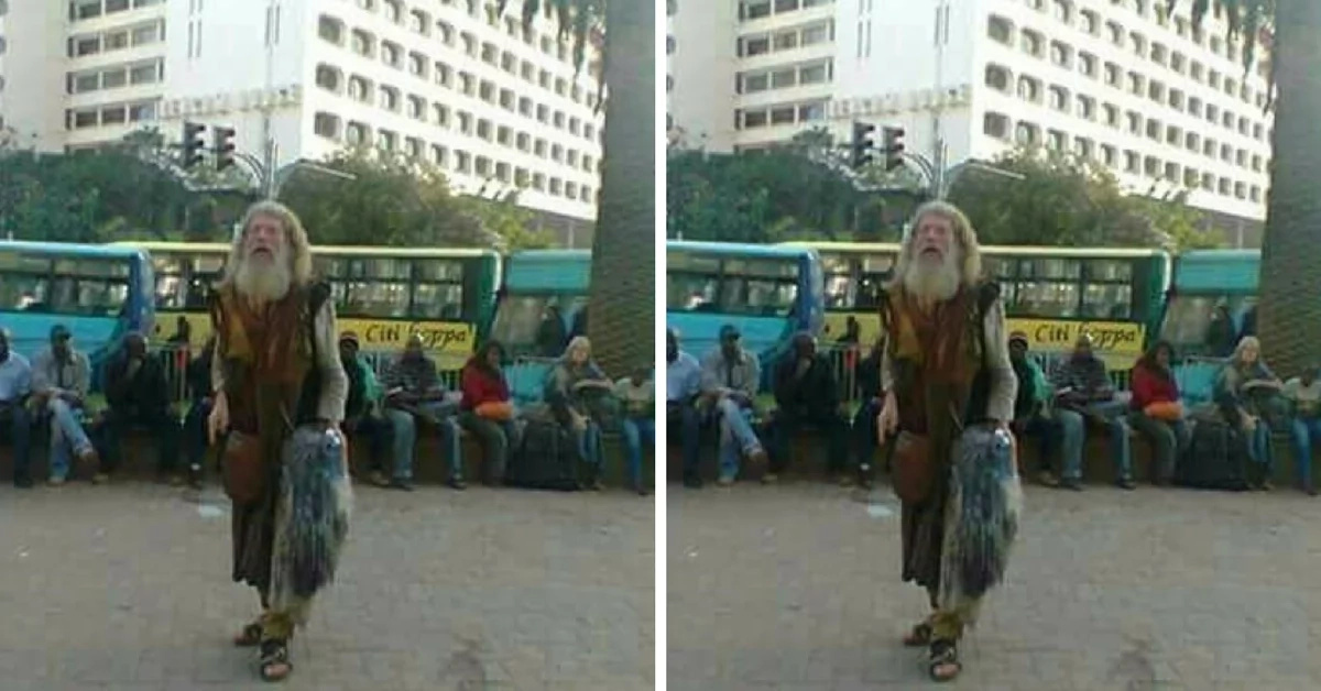 After a knock-off Jesus appeared in Kayole, Prophet Elijah hits the streets