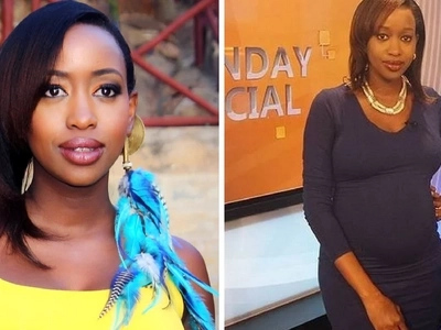 Janet Mbugua explains the worst thing that happened to her after giving birth
