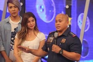 LOOK: Bato visits It's Showtime!