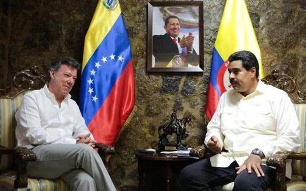 Reunión clave entre Santos y Maduro. ¿Se reabre la frontera?