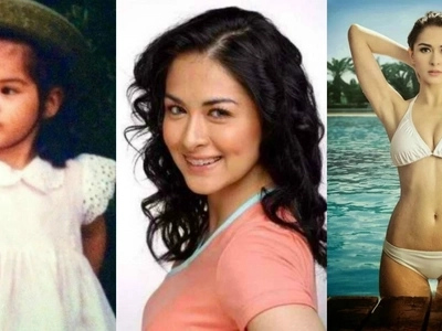 Di papatalo si Yan! Check out Marian Rivera's shocking puberty challenge transformation photos