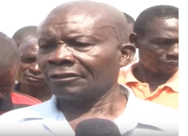 Migori man believed to be dead found in a bar in Rongo (video)