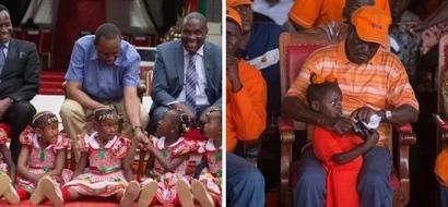 Raila poised to beat UhuRuto soundly in Kajiado, new poll reveals