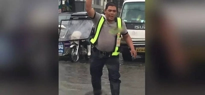 What this traffic enforcer did shocked the netizens; how could he?