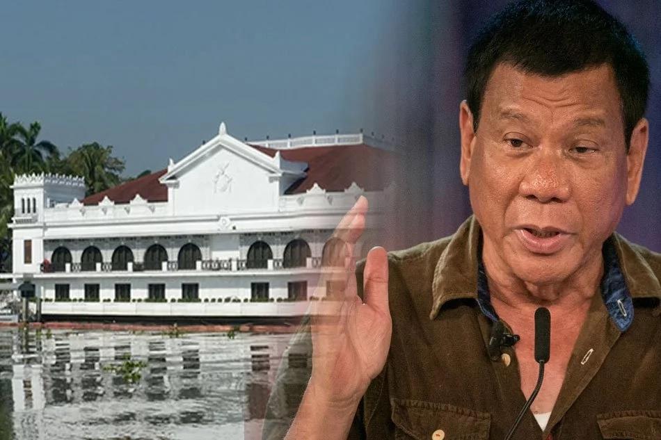 Malacañang: Duterte will not declare martial law