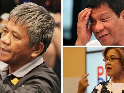 Netizens shoot strong opinions about Duterte's links to Davao Death Squad