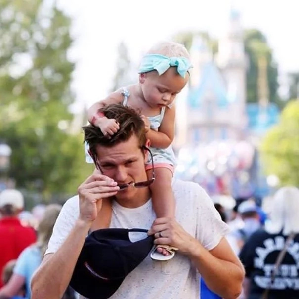 This instagram account of hot dads at Disney will make your day