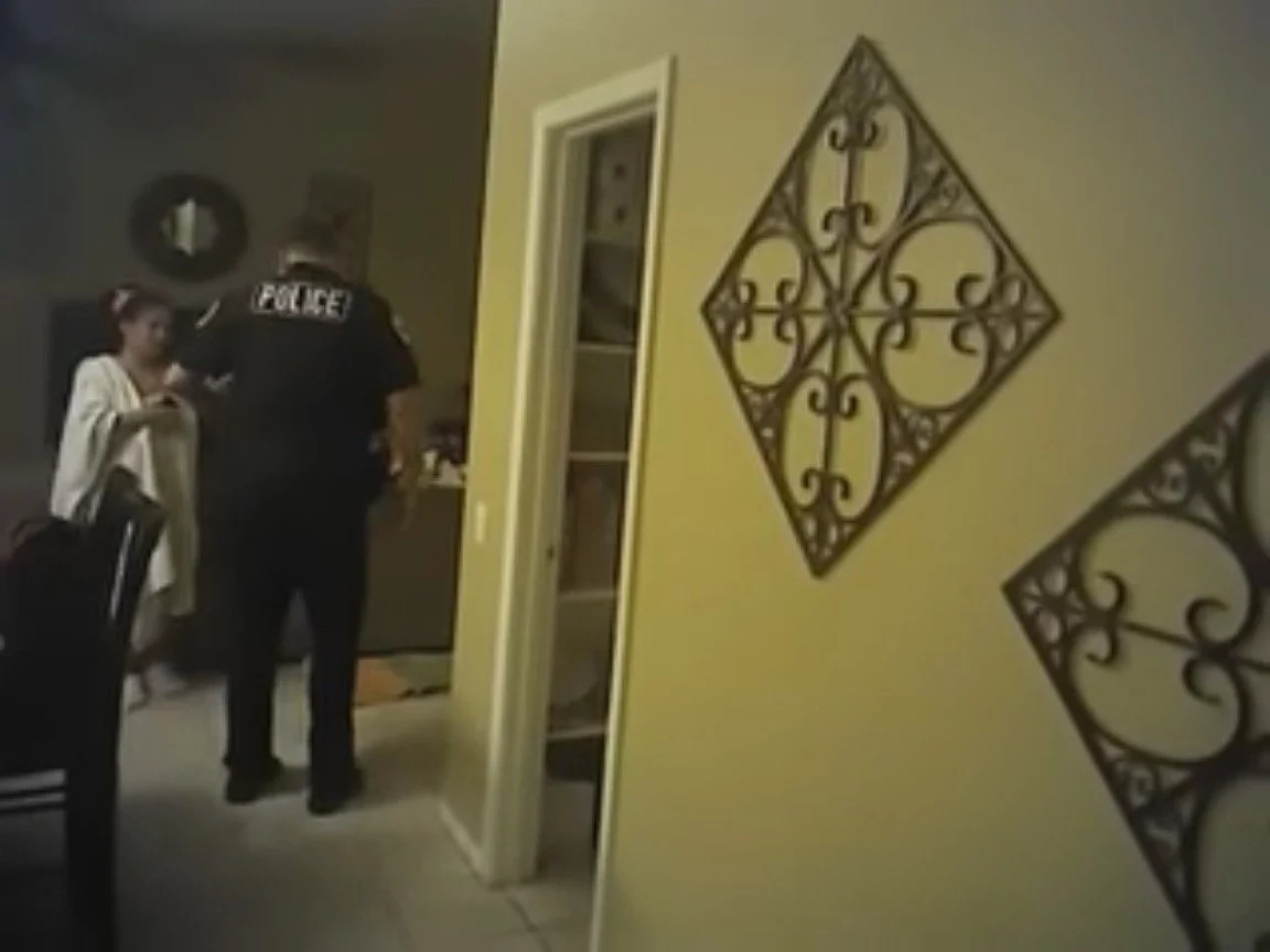 Arizona Mother Was Naked When Cop Illegally Entered Into Her House