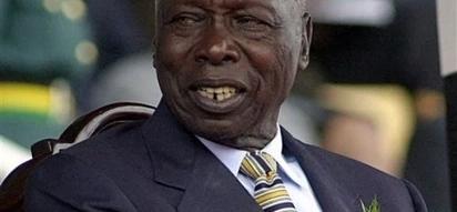 Rais mstaafu Daniel Moi anaunga mkono muungano wa NASA, mwandani wake adokeza
