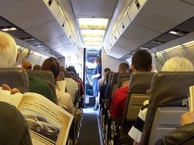 Siete consejos que debe seguir si te encuentras en una emergencia aérea