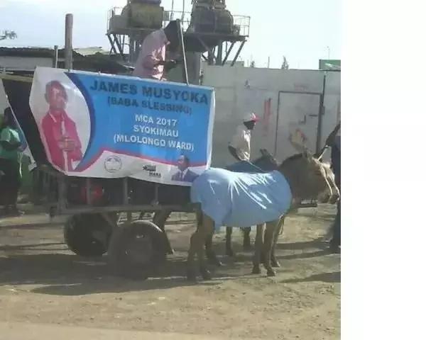 Mwaniaji wa wadhifa wa MCA ashtua wakazi wa Machakos kwa kutekeleza jambo hili