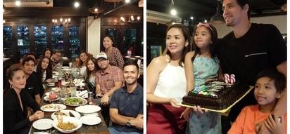 Fancy celebration! Danica Sotto, may bonggang 36th birthday party kasama ang pamilya at mga kaibigan