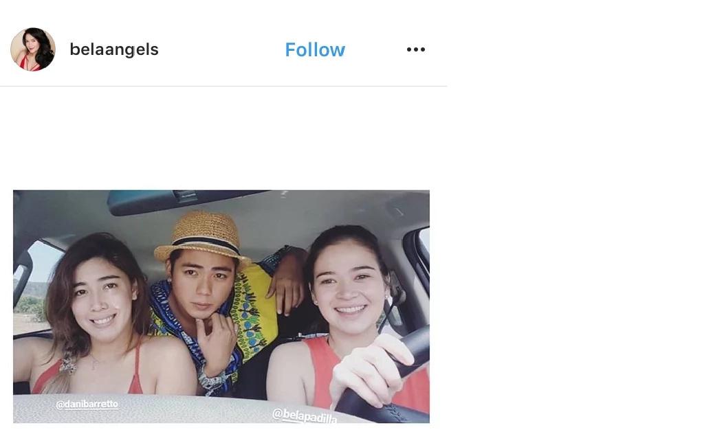 Bella Padilla, Yassi Pressman, Dani Barretto & Zanjoe Marudo Celebrate Friendship