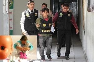 Hombre confesó haber violado a niña de 4 años, además dijo algo terrible