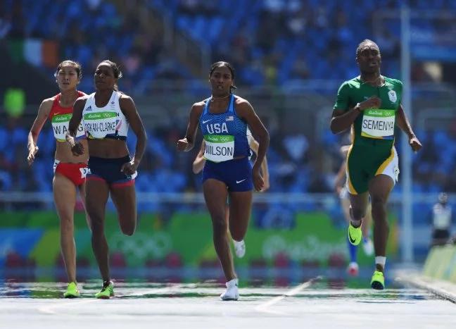 Atleta abre debate en Río sobre su presunta masculinidad
