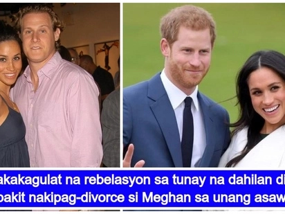Kilalanin ang unang asawa ni Meghan Markle at ang mga nakakagulat na dahilan diumano kung bakit sila nag-divorce