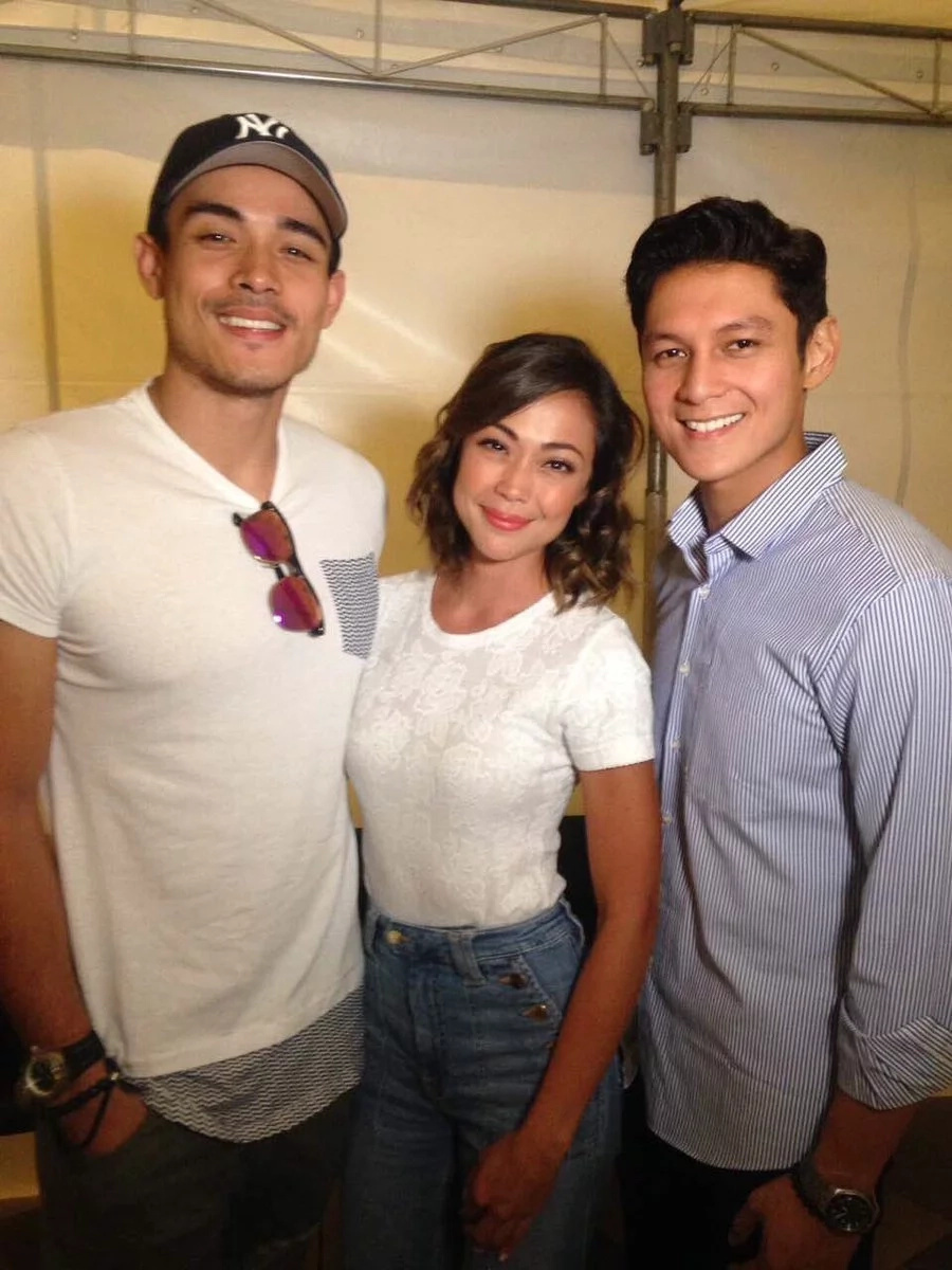 Eeny, Meeny, Miny, Moe? Jodi Sta. Maria compares Xian Lim and Joseph Marco to Ian Veneracion and Richard Yap