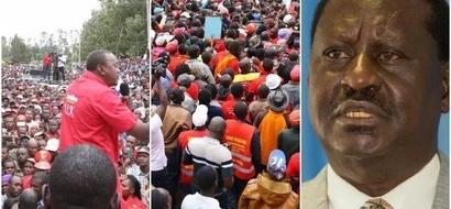 Uhuru akashifiwa vikali na Raila kuhusu kuanzishwa kwa kiwanda cha pombe Kisumu