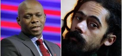 Aliyekuwa mtangazaji wa NTV alazimika kuomba msamaha kwa KUMTUSI mwanawe Bob Marley