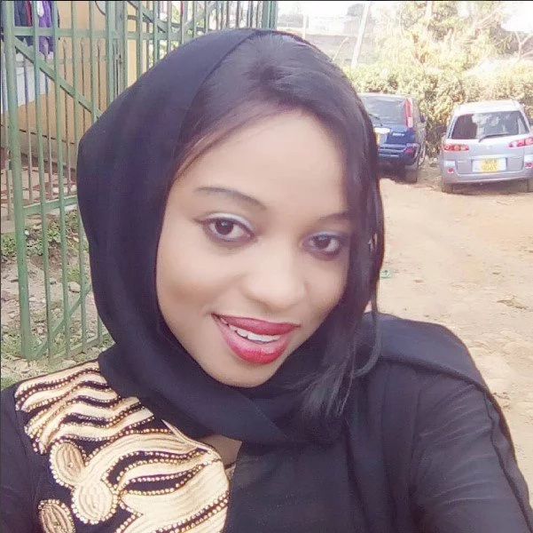 Is this the most beautiful Milele FM presenter?