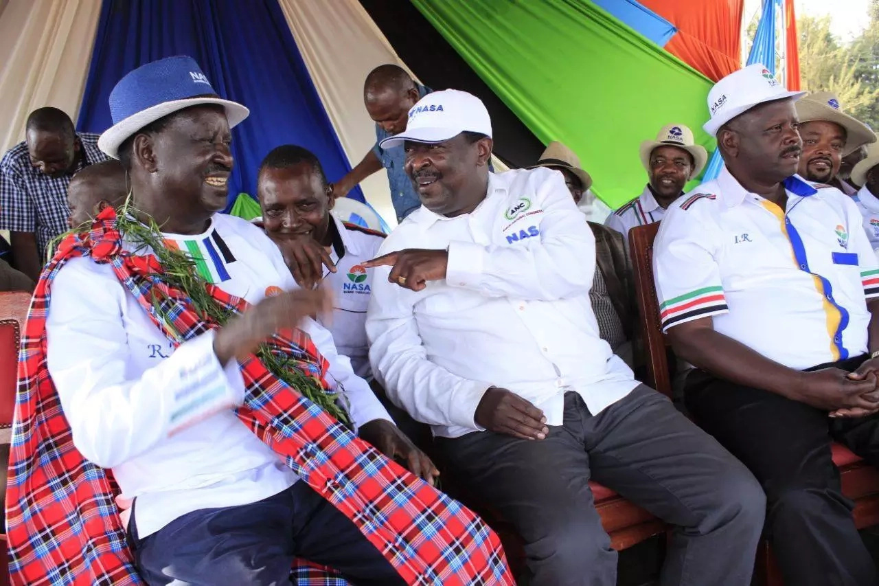 NASA to hold special prayers at Supreme Court for Raila's victory