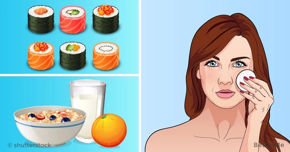 7 foods that may cause skin problems