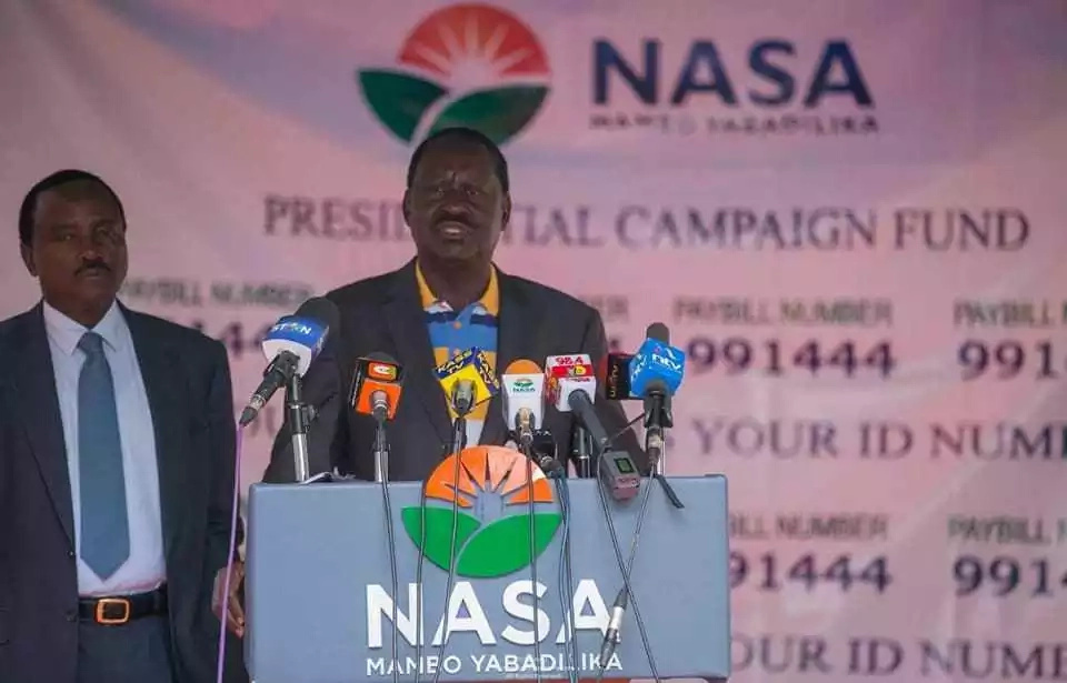 NASA calls for urgent crisis meeting ahead of oath-taking