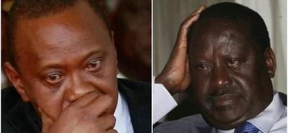 Wafuasi wa Jubilee na NASA wafanya kitendo cha AIBU mbele ya Rais Uhuru Kenyatta-Video