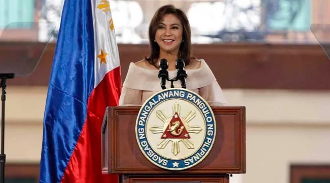 Leni urges supporters to stay humble and not fight with bashers
