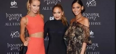 J.Lo nabs crown from Miss Universe, Miss USA