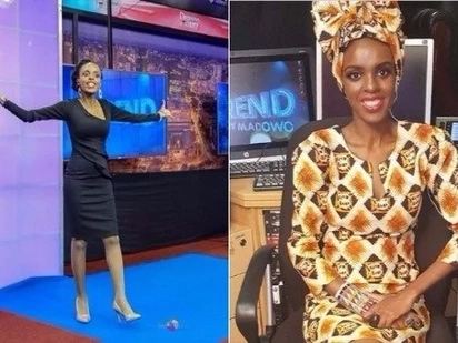 NTV's Trend host Njambi Koikai is the lady every slim lady would love to look like (photos)
