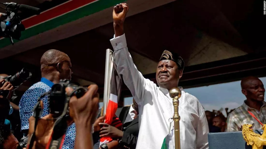 Condemning Raila will lead to more radicalisation- Raila's adviser tells foreign envoys