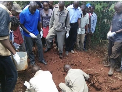 Here are the two people arrested for allegedly killing Pastor Pius Muiru's mother