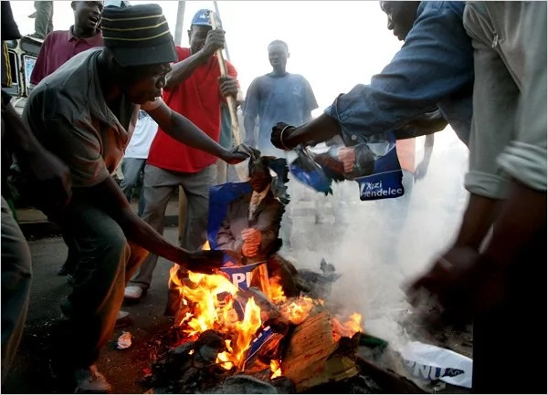 We can't afford any more post-election violence, 2007/8 arson victims warn politicians