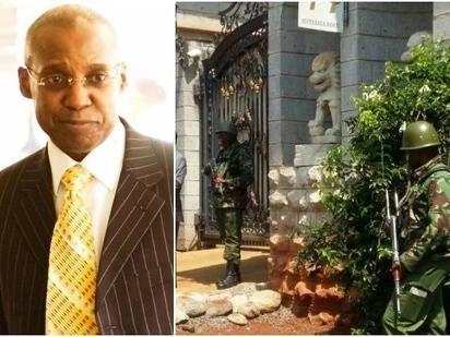 Nyumba ya Jimmy Wanjigi haikuwa kuwa Kenya! Tazama picha