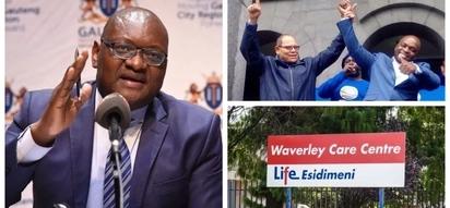 DA to table motion of no confidence against Gauteng Premier David Makhura