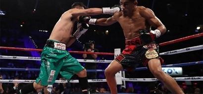 Hindi kapani-paniwala! Donaire loses his WBO title to Magdaleno after action-packed bout