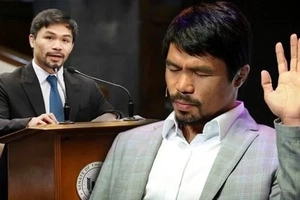One more rest day for all! Boxer turned senator and pastor Manny Pacquiao proposes 'National Bible Day'