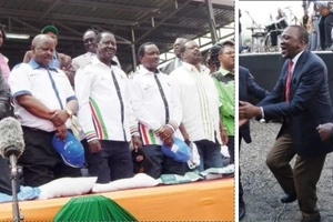 Kalonzo was shortchanged- WIPER pours cold water on the new NASA deal