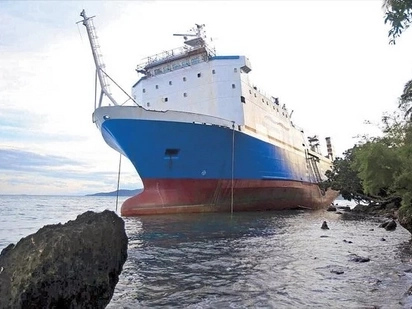 1 dead, 18 others missing after RORO vessel sinks off Batangas