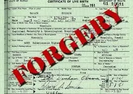 Punishment for Forgery in Nigeria